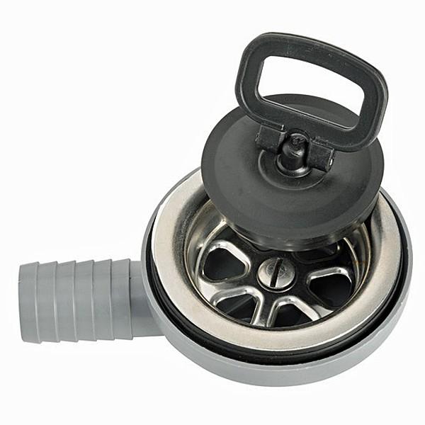 Osculati kit de desag e para acero inoxidable lavabo con - Lavabo de acero inoxidable ...