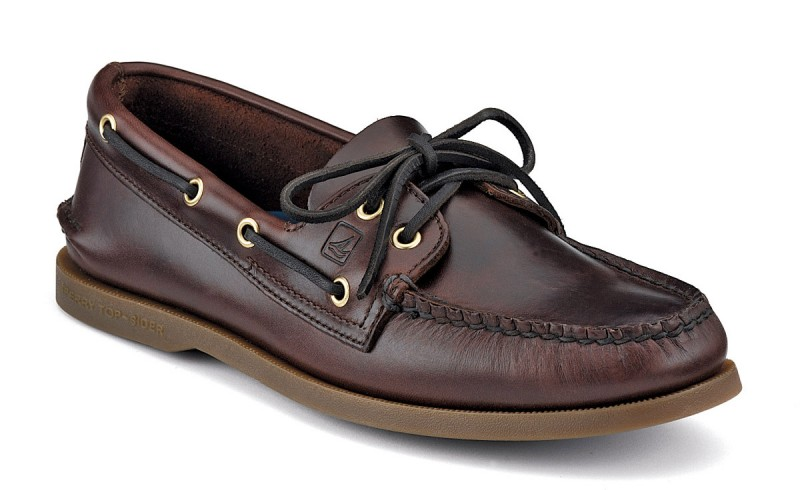 Sperry Top-Sider Herrenschuh / Segelschuh Authentic Original 2 Eye amaretto