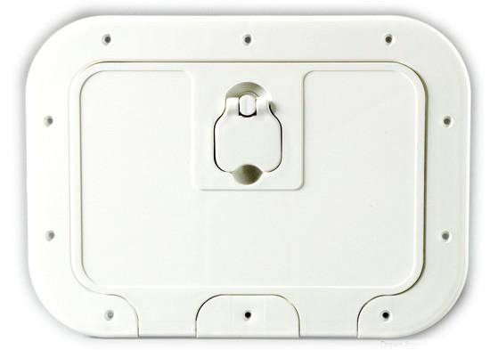 fach mit verschlie barer abdeckung 380x280mm einbau schrank boot kasten klappe ebay. Black Bedroom Furniture Sets. Home Design Ideas