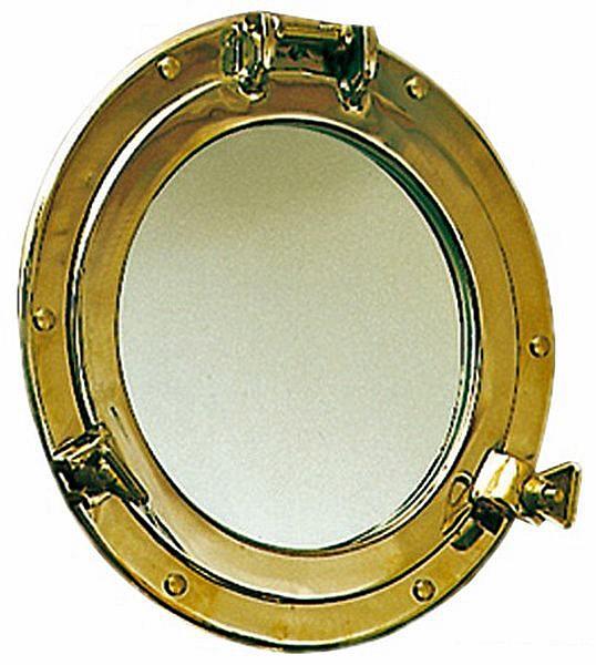 Osculati lat n espejo de pared como ojo buey mar timo for Espejo ojo de buey