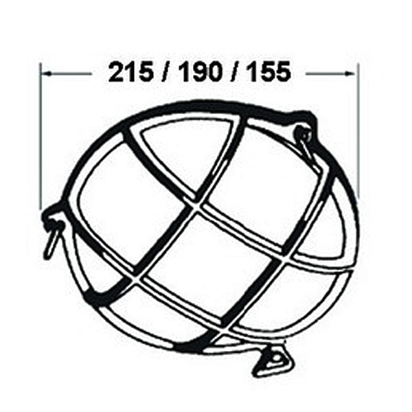Maritime runde schildkr ten lampe wasserdicht for Runde lampe