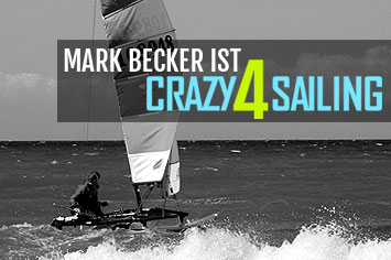 Mark Becker ist Crazy4Sailing