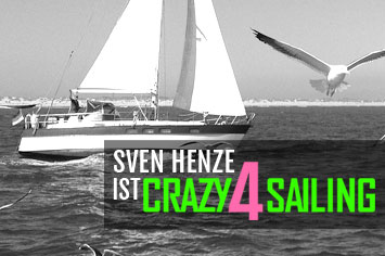 Sven Henze ist Crazy4Sailing