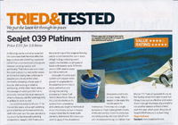Seajet Antifouling Test 039 Platinum Screenshot