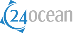 24ocean Logo