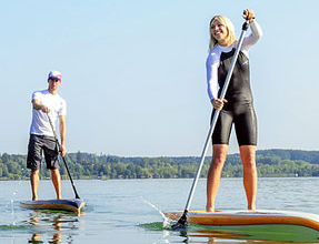 Informationen zum Stand Up Paddling