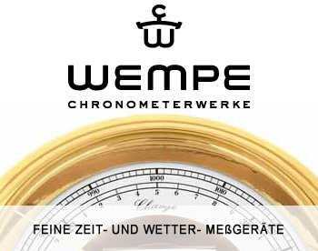 Wempe Chronometer Angebot