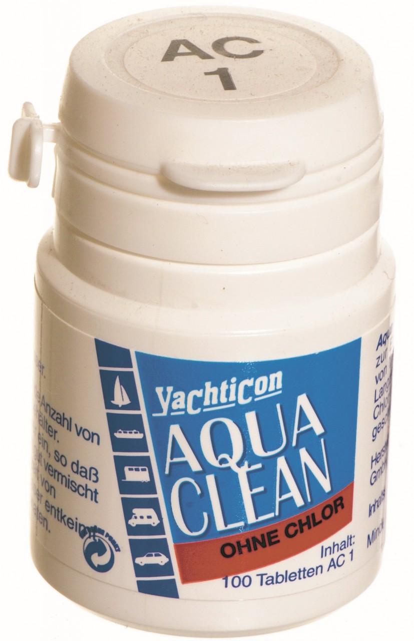 Yachticon aqua clean ac 1 ohne chlor f r 100 liter for Gartenpool ohne chlor